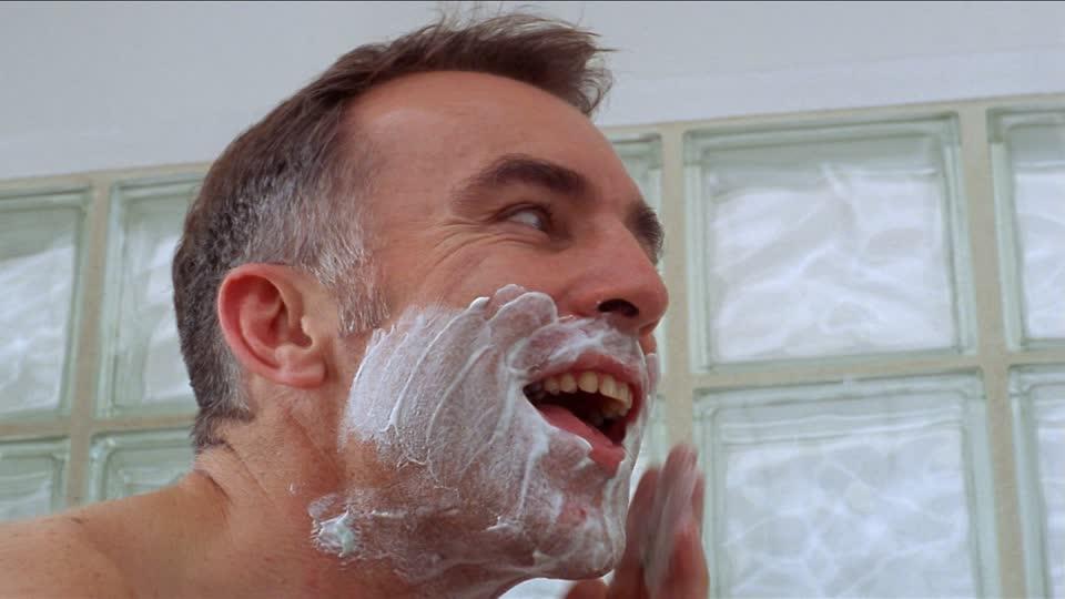 barba senza irrittare la pelle